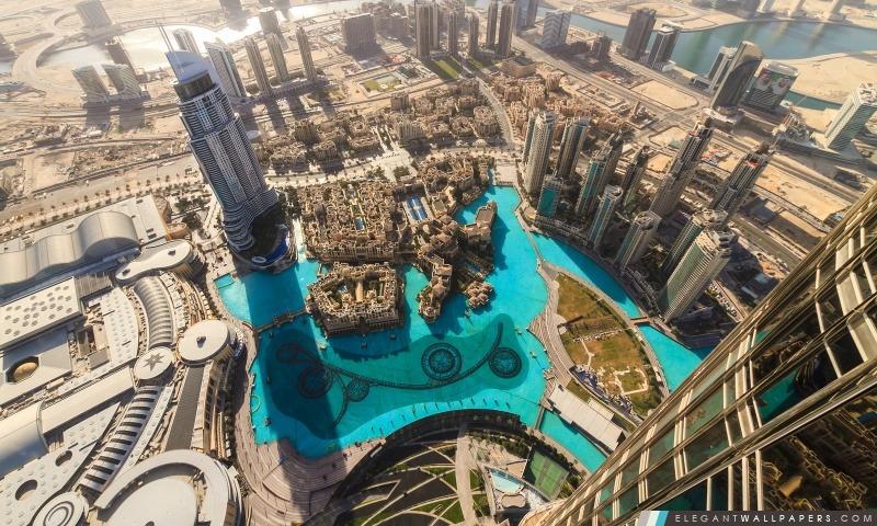 Dubaï Timelapse, Arrière-plans HD à télécharger