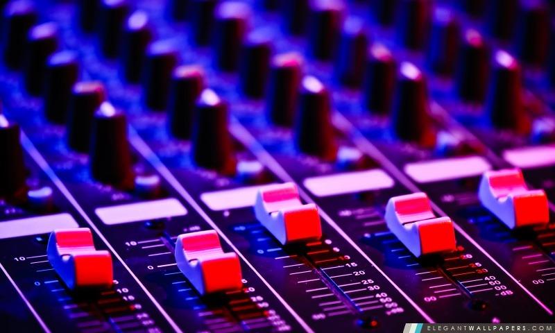 Audio Mix, Arrière-plans HD à télécharger