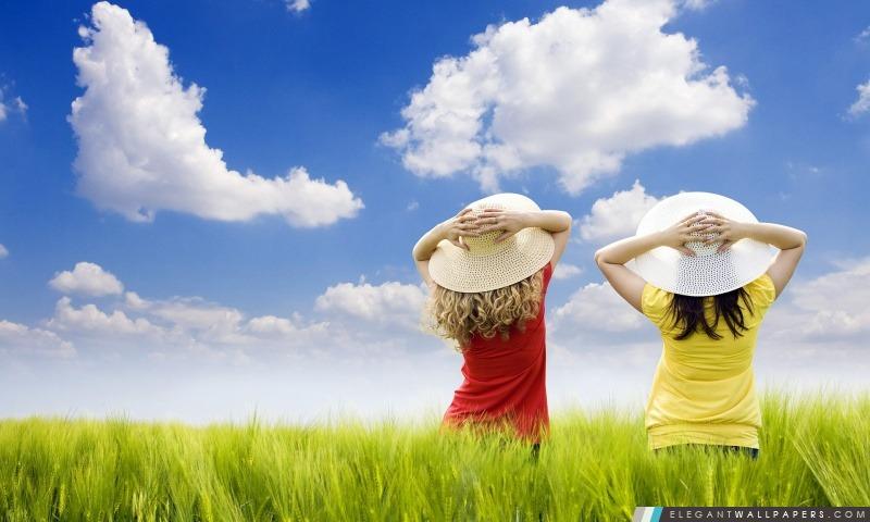 Photoshop Children Of Nature, Arrière-plans HD à télécharger