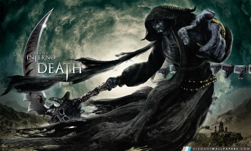 Inferno La mort de Dante, Arrière-plans HD à télécharger