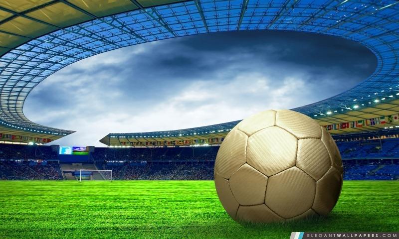 Stade de football. Fond d'écran HD à télécharger   Elegant Wallpapers