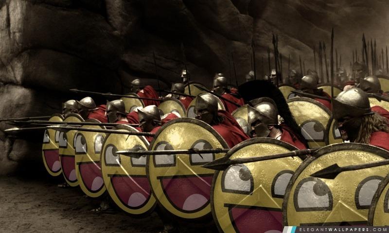 The 300 Spartans, Arrière-plans HD à télécharger