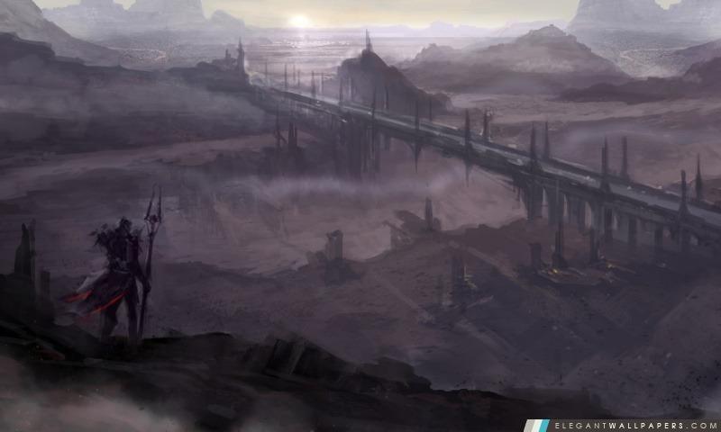 Dragon Age 2 illustrations, Arrière-plans HD à télécharger