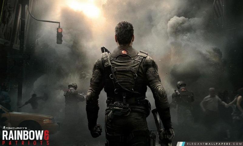 Tom Clancy Rainbow Six – Patriots, Arrière-plans HD à télécharger