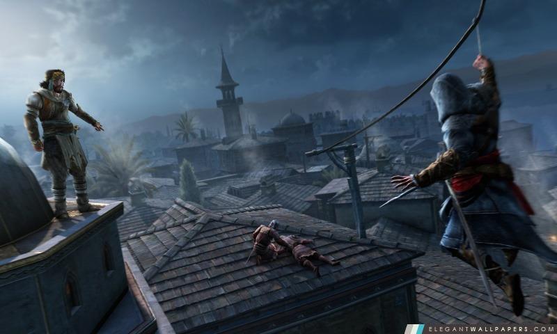 Révélations Creed d'écran Assassin, Arrière-plans HD à télécharger