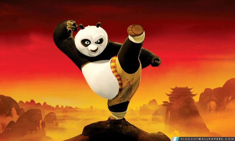 Kung Fu Panda 2 2011, Arrière-plans HD à télécharger