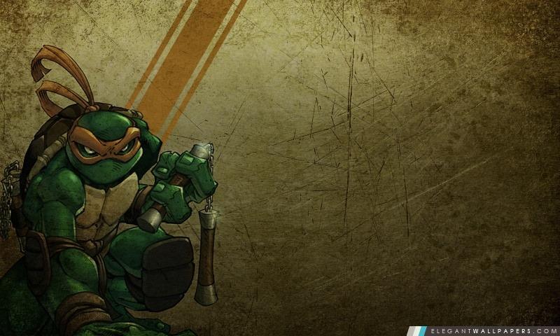 Michelangelo Teenage Mutant Ninja Turtles, Arrière-plans HD à télécharger