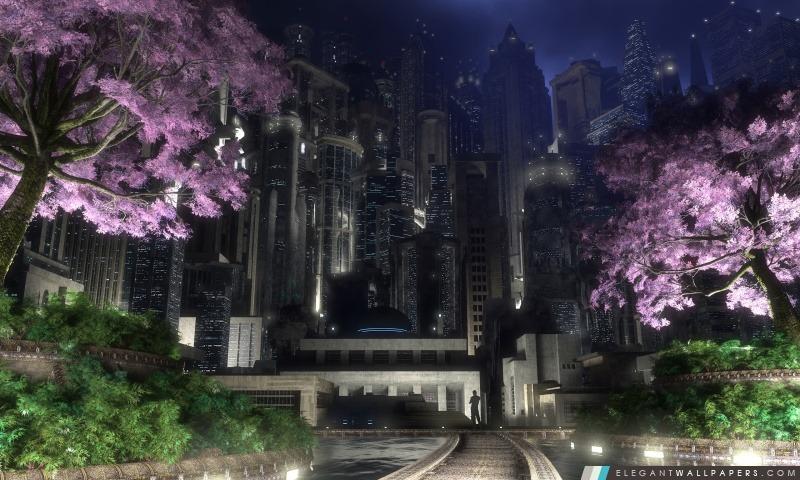 Legend of the Dark Knight : Beautiful Garden 10507_800x480