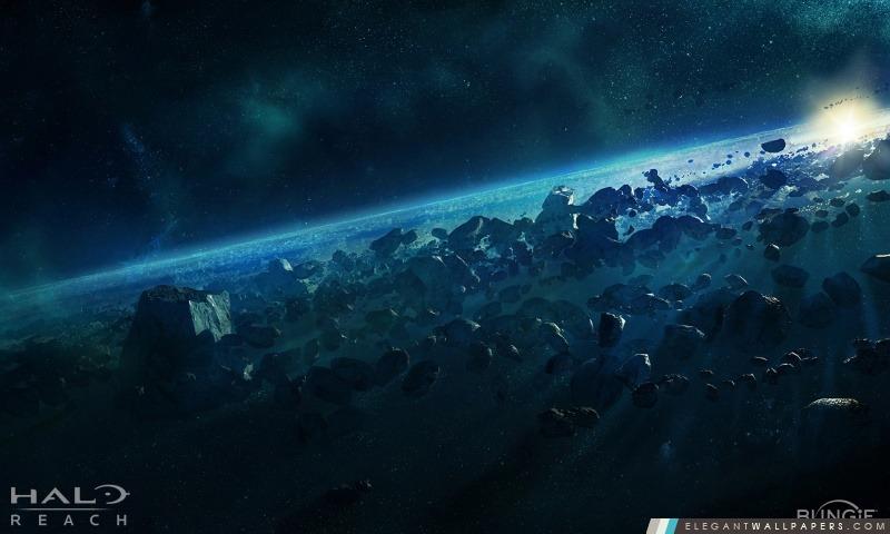 Halo Reach, Asteroid, Arrière-plans HD à télécharger