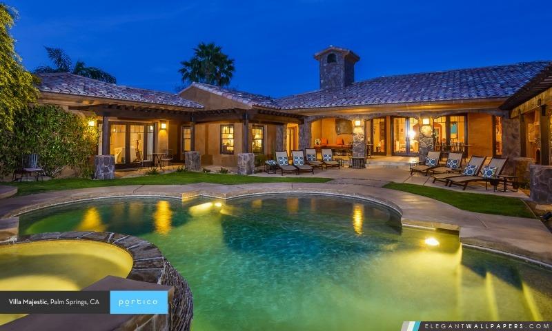 Villa Aurora Palm Springs