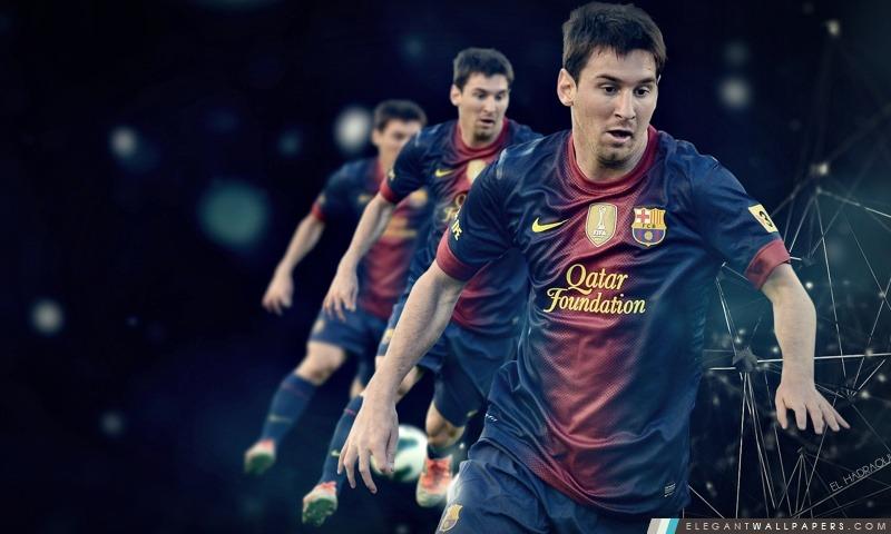 Leo Messi Fond D Ecran Hd A Telecharger Elegant Wallpapers