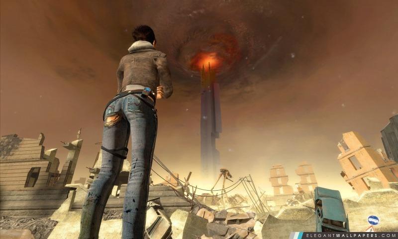 Half Life, Arrière-plans HD à télécharger