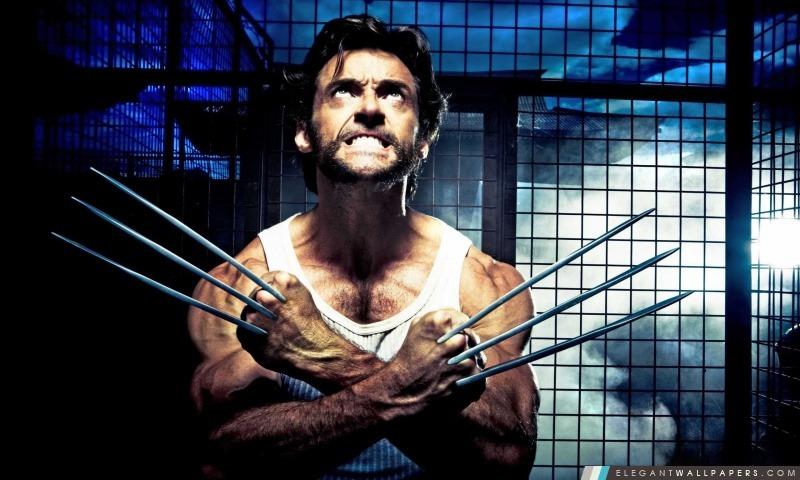 2009 X Men Origins Wolverine, Arrière-plans HD à télécharger
