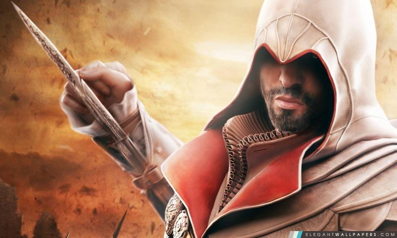 Creed Brotherhood Assassin 2011, Arrière-plans HD à télécharger