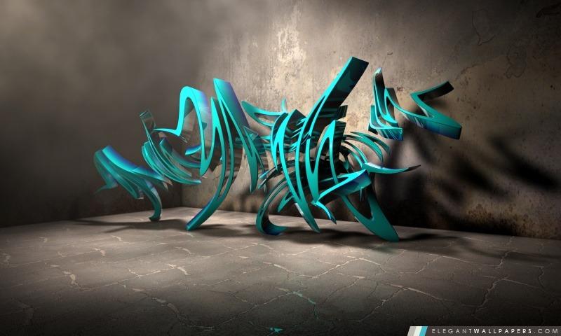 3d Graffiti Fond Iii Fond D Ecran Hd A Telecharger Elegant Wallpapers