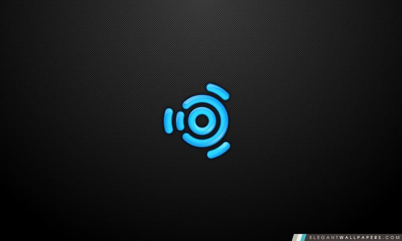 Ubuntu carbone, Arrière-plans HD à télécharger