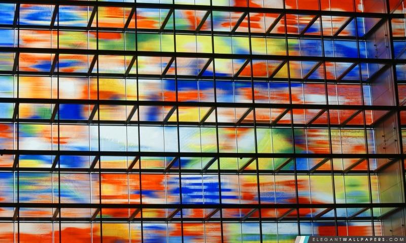 Mediapark, Hilversum, Pays-Bas, Arrière-plans HD à télécharger