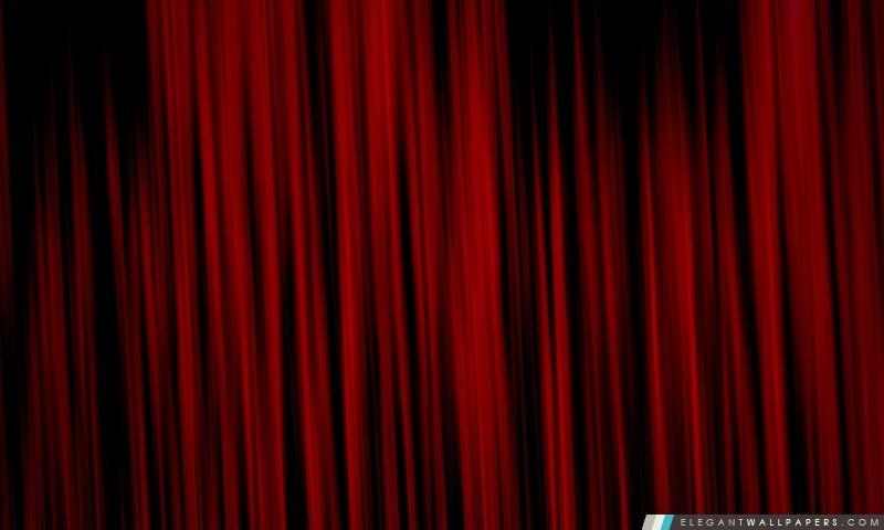 Rideau rouge. Fond d\'écran HD à télécharger | Elegant Wallpapers