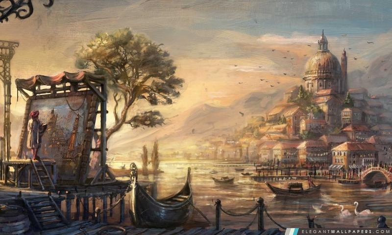 Anno 1404 Venise, Arrière-plans HD à télécharger