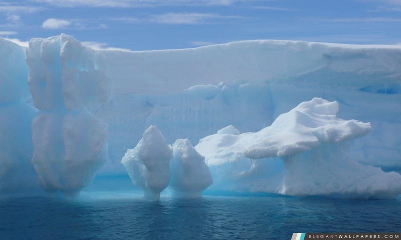 Iceberg fusion, Arrière-plans HD à télécharger