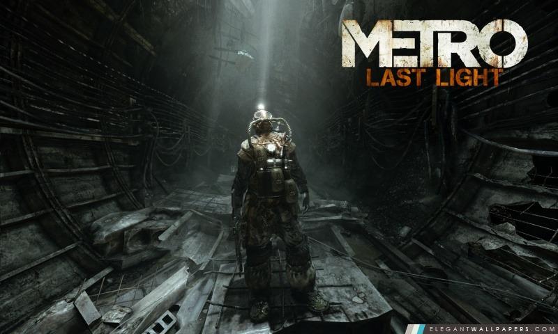Metro Last Light, Arrière-plans HD à télécharger