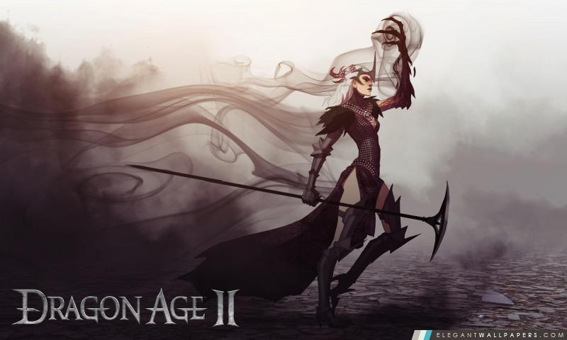 Dragon Age II Concept Art, Arrière-plans HD à télécharger