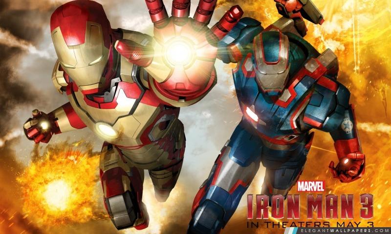 2013 iron man 3 film hd fond d 39 cran hd t l charger elegant wallpapers - Iron man telecharger ...