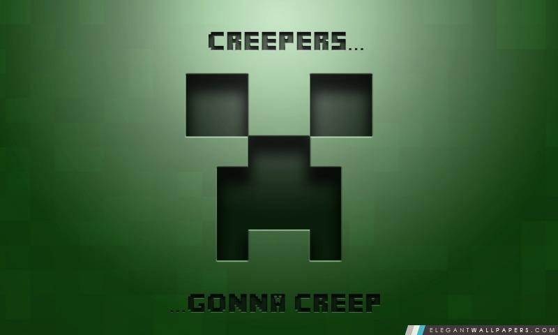 Creepers allant Creep …, Arrière-plans HD à télécharger