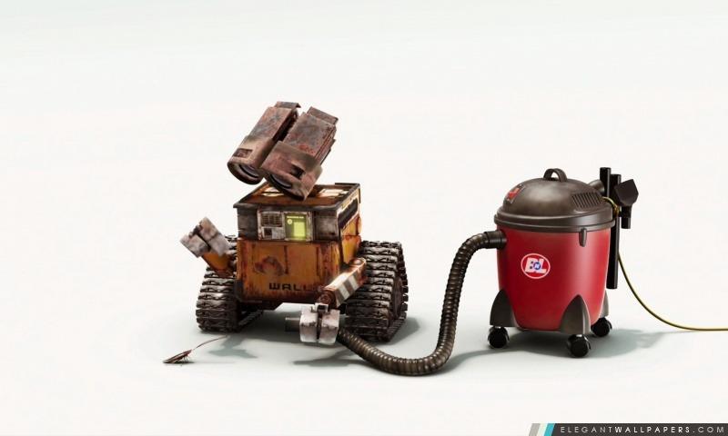 Robot de travail difficile, Arrière-plans HD à télécharger