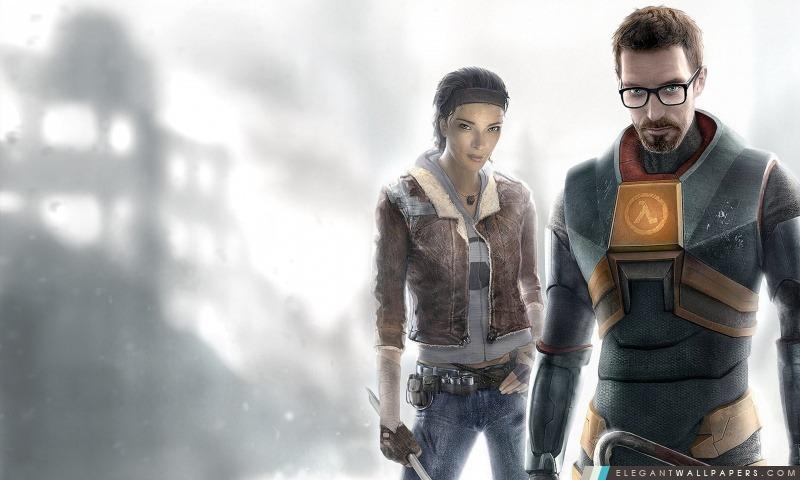 Half-Life 2 – 1, Arrière-plans HD à télécharger