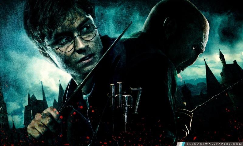 Harry Potter 7 Fond Décran Hd à Télécharger Elegant Wallpapers