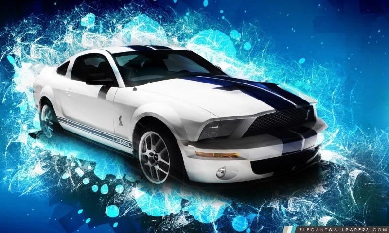 Creative Ford Mustang Gt Fond D Ecran Hd A Telecharger Elegant Wallpapers