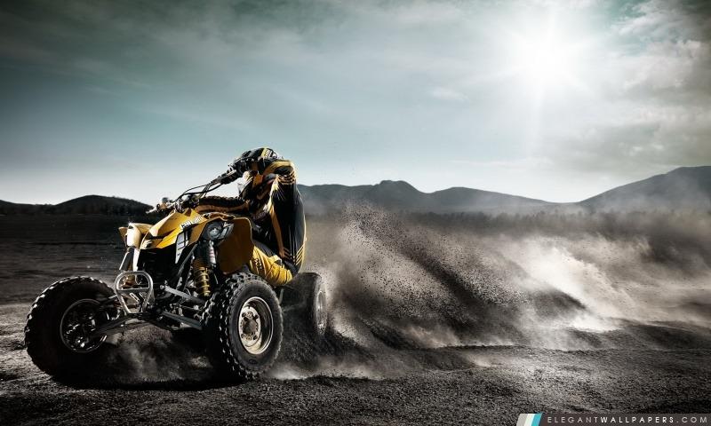 ATV Racing, Arrière-plans HD à télécharger