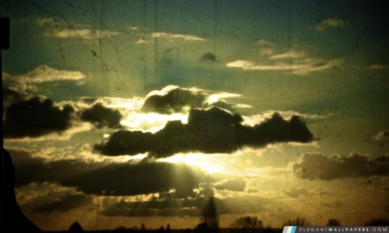 Nuages photographie de collection, Arrière-plans HD à télécharger