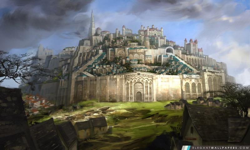 Guild Wars 2, Arrière-plans HD à télécharger