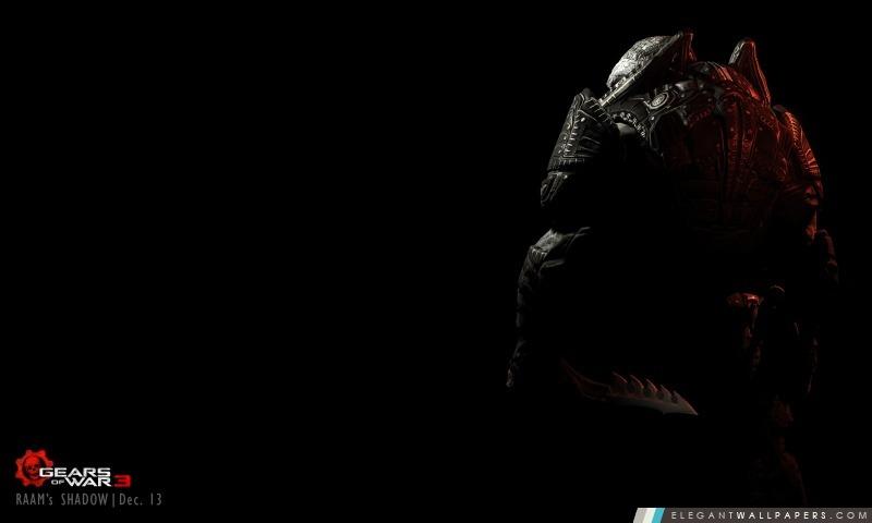 Gears de l'ombre de RAAM War 3, Arrière-plans HD à télécharger