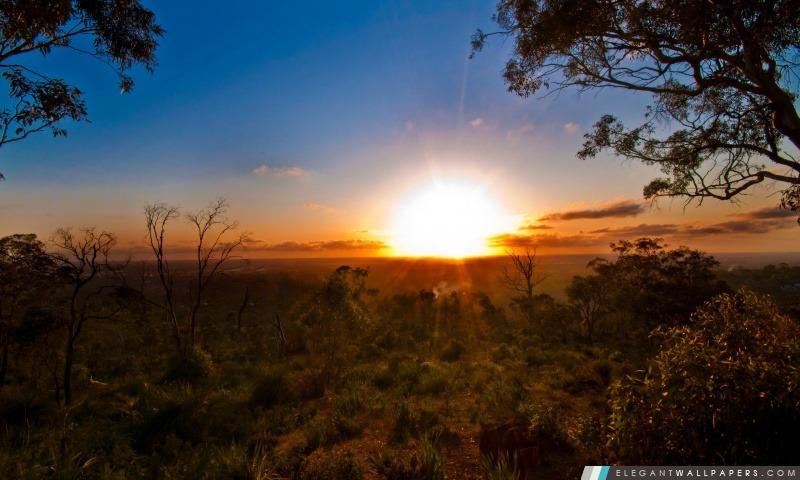 Paysage australien, Arrière-plans HD à télécharger