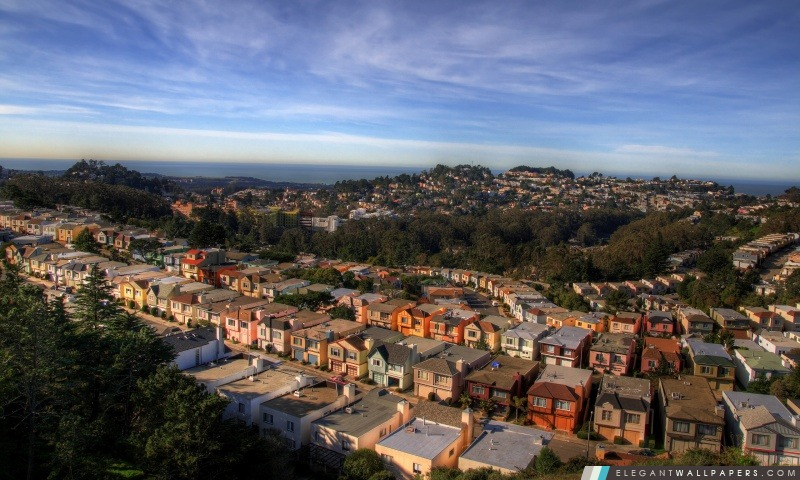 San Francisco, Californie, États-Unis, Arrière-plans HD à télécharger