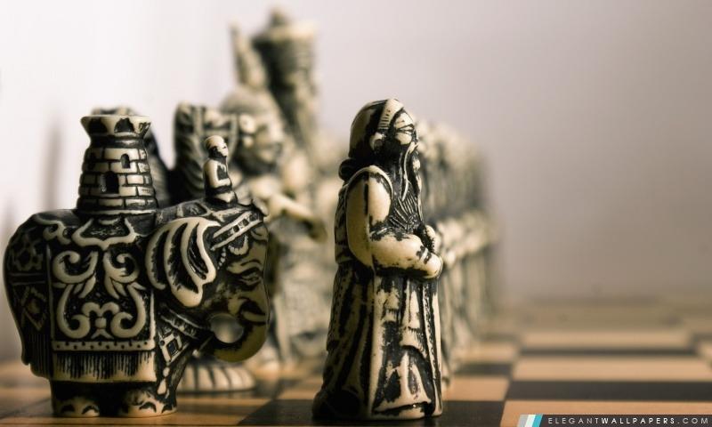 Pièces d'échecs, Arrière-plans HD à télécharger