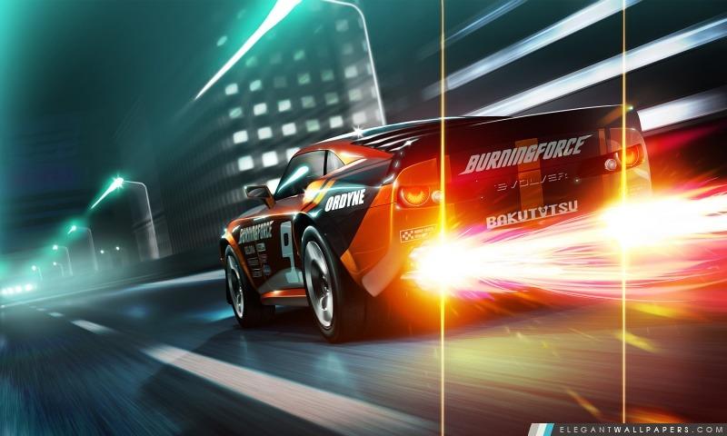 Ridge Racer, Arrière-plans HD à télécharger