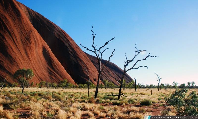 Ayers Rock En Australie Fond D 233 Cran Hd 224 T 233 L 233 Charger