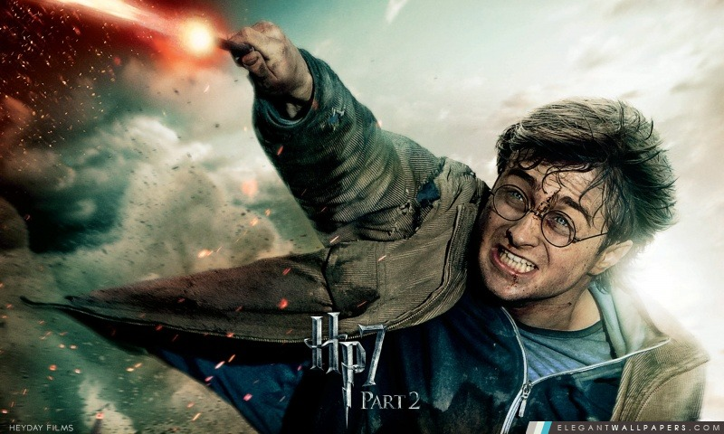 Harry Potter 7 Elegant Wallpapers
