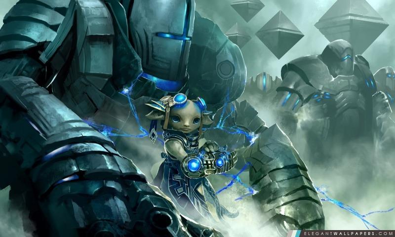 Guild Wars 2 Concept Art, Arrière-plans HD à télécharger