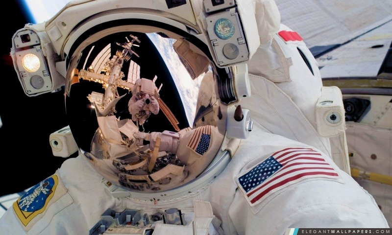 Cosmonaute, Arrière-plans HD à télécharger