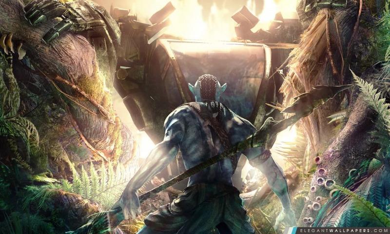 Avatar 3D 2009 Game Capture d'écran, Arrière-plans HD à télécharger