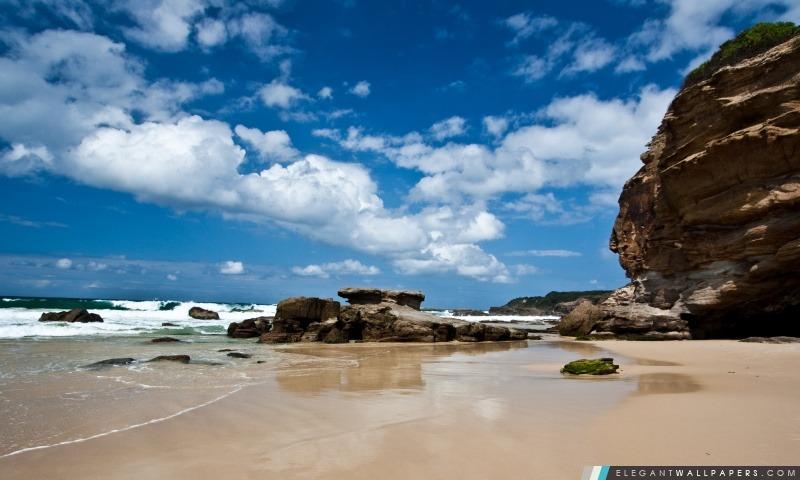 Cave Beach, Arrière-plans HD à télécharger