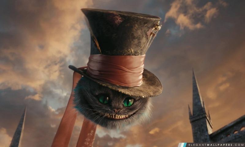 Cheshire Cat, Arrière-plans HD à télécharger