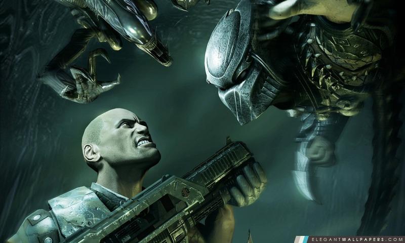 Aliens vs Predator, Arrière-plans HD à télécharger