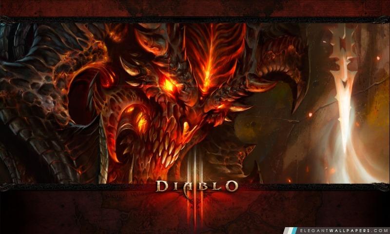 Diablo 3 Concept Art, Arrière-plans HD à télécharger