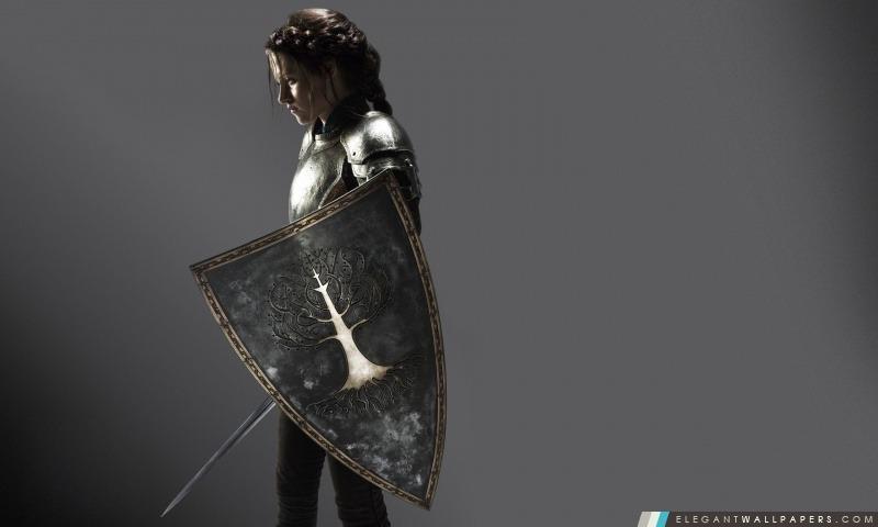 Kristen Stewart Blanche-Neige, Arrière-plans HD à télécharger